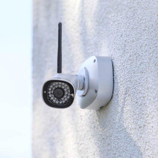 Rademacher HomePilot HD -kamera ulkokäyttöön