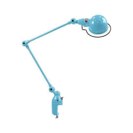 Jieldé Signal SI332 bordlampe med klemme, blå