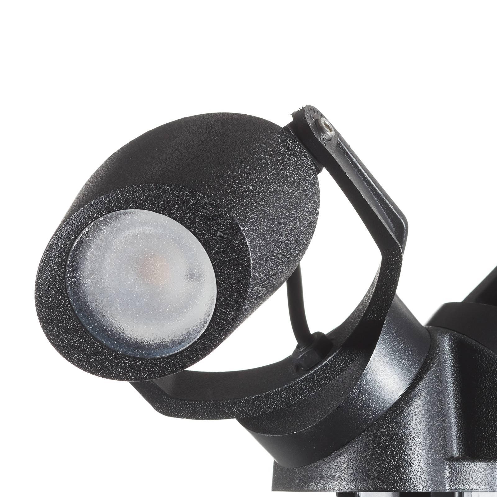 Minitommy-kohdevalaisin ulos, 2-lamppuinen CCT