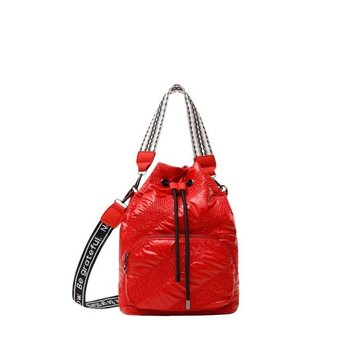 Desigual Women's Bag Various Colours 188421 - red UNICA