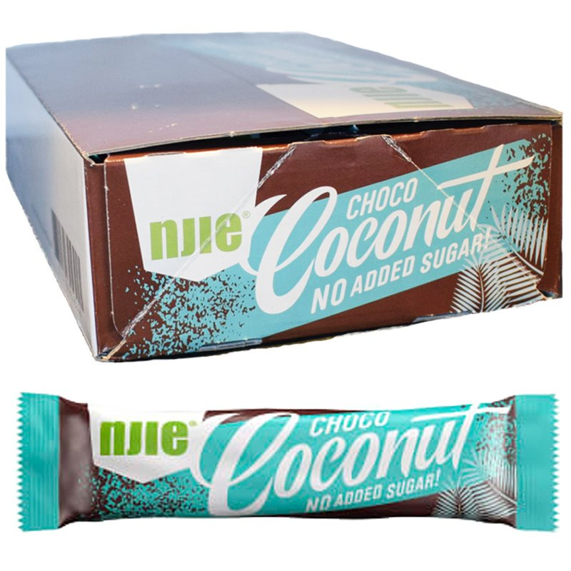 Godisbar Choklad & Kokosnöt 24-pack - 50% rabatt