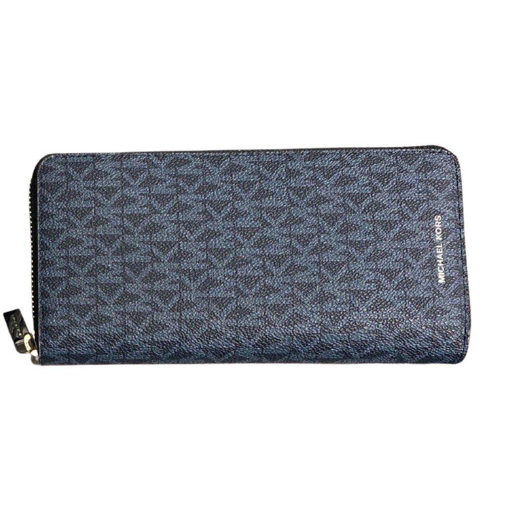 Michael Kors Men's Cooper Wallet Blue MK27523