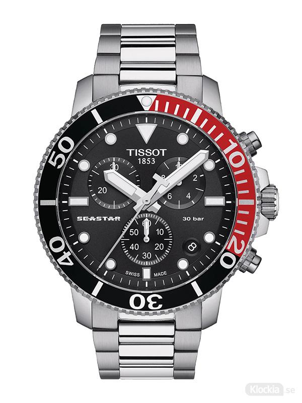 TISSOT Seastar 1000 Chronograph T120.417.11.051.01