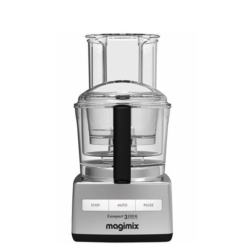 Magimix Cs 3200 Xl Matberedare - Silver