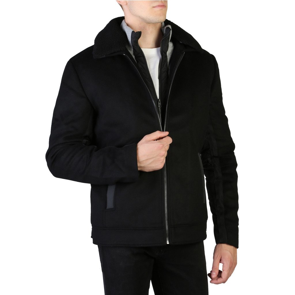 Calvin Klein Men's Jacket Black J30J305915 - black XXL