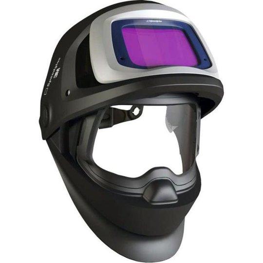 3M Speedglas Black 9100FX Hitsauskypärä ilman tarvikkeita