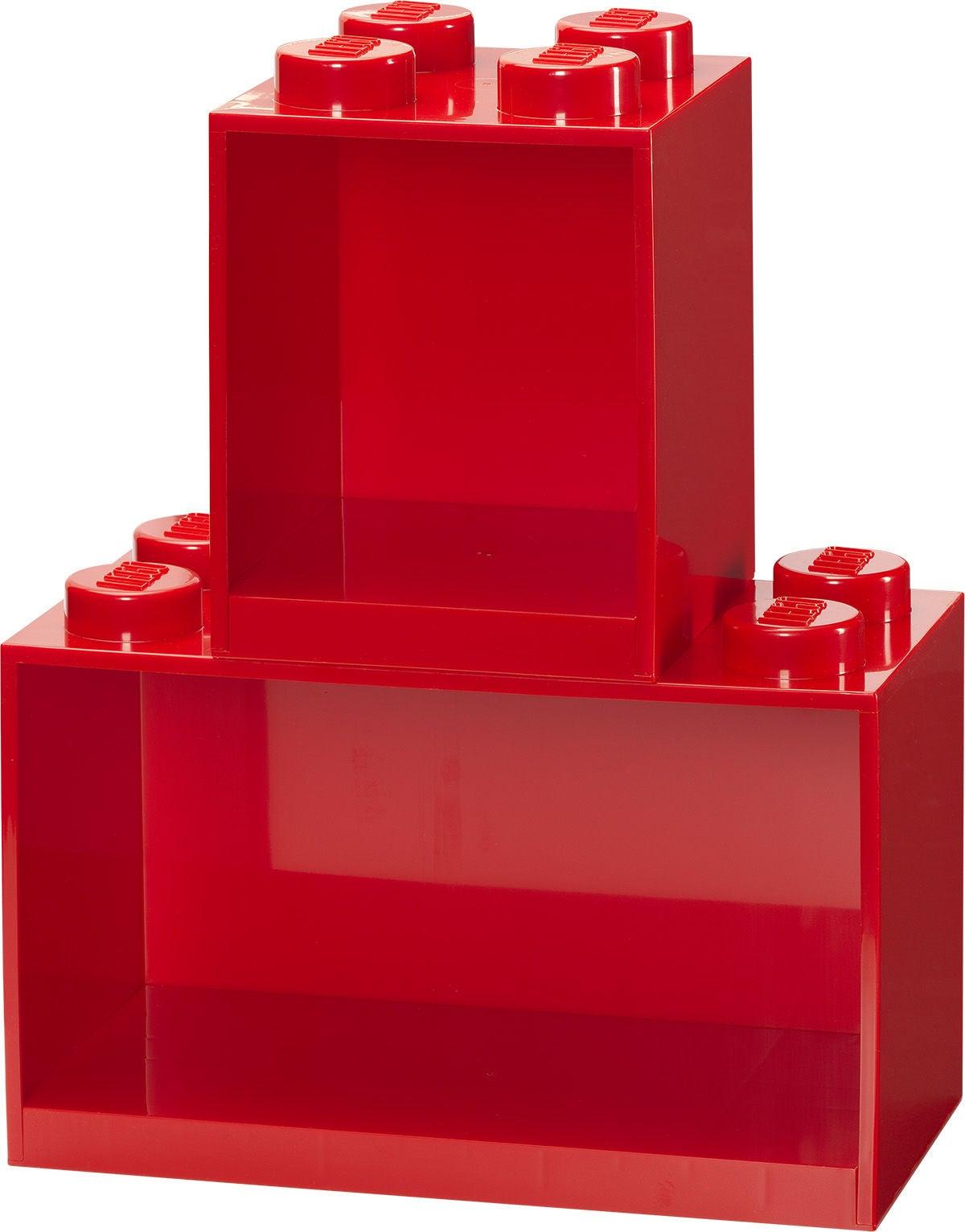 LEGO Hylly, Red