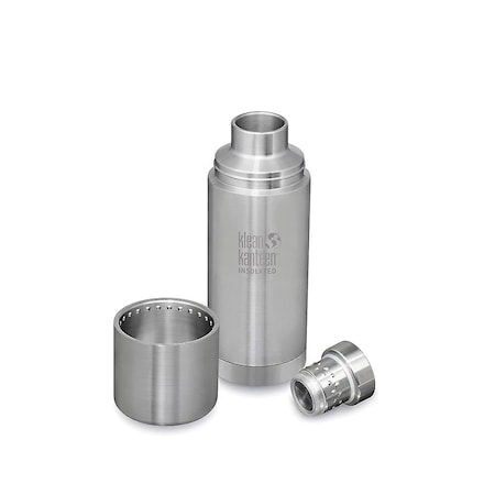 TKPro Termos 0.75L brushed stainless