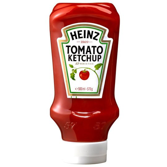 Ketchup original - 35% rabatt
