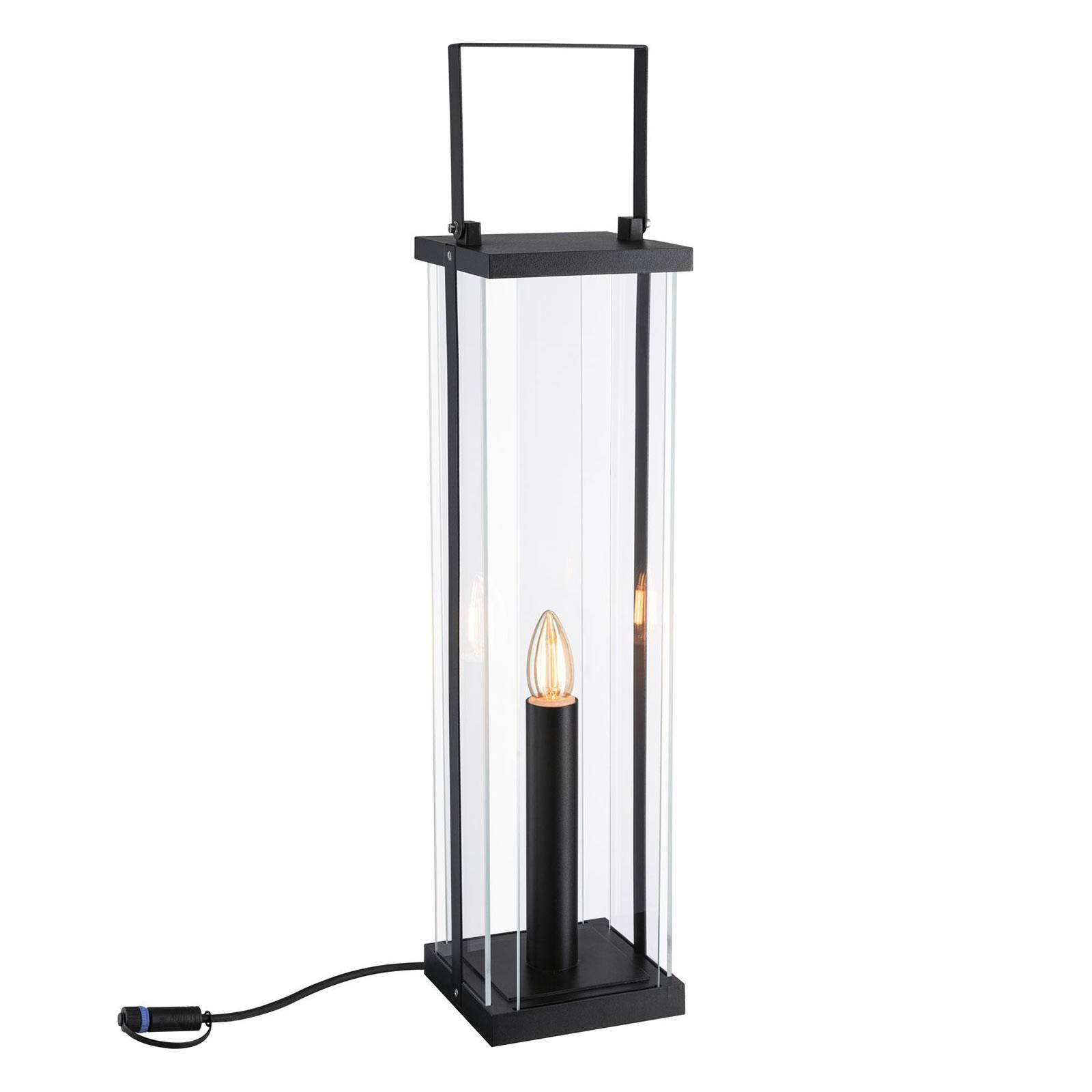 Paulmann Plug & Shine Classic Lantern, høyde 56cm