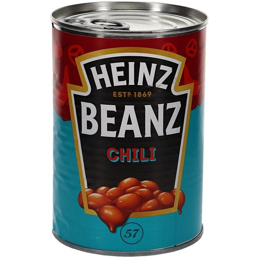 Vita Bönor Chili - 21% rabatt