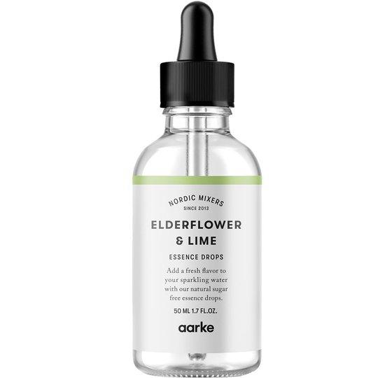 Smaksättning För Vatten Elderflower & Lime - 39% rabatt