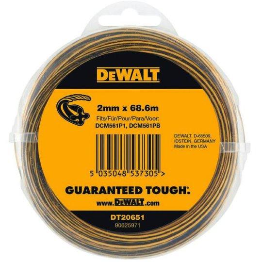Dewalt DT20651 Leikkuusiima 2mm x 68,6m