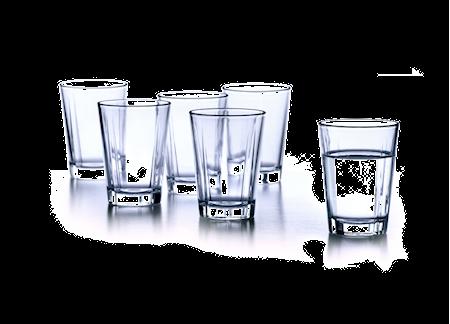 Grand Cru Vattenglas 22 cl klar 6 st