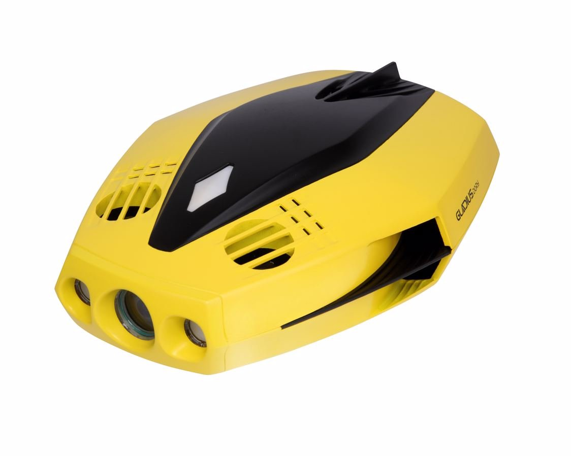Chasing - Dory Underwater Drone - with 1080p Videorecording
