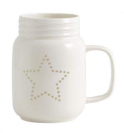 Lanterne Star Mug