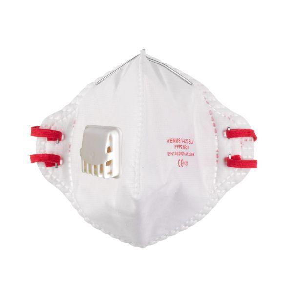 Milwaukee 4932478801 beskyttelsesmaske 15-pakk, FFP2-beskyttelsesklassee