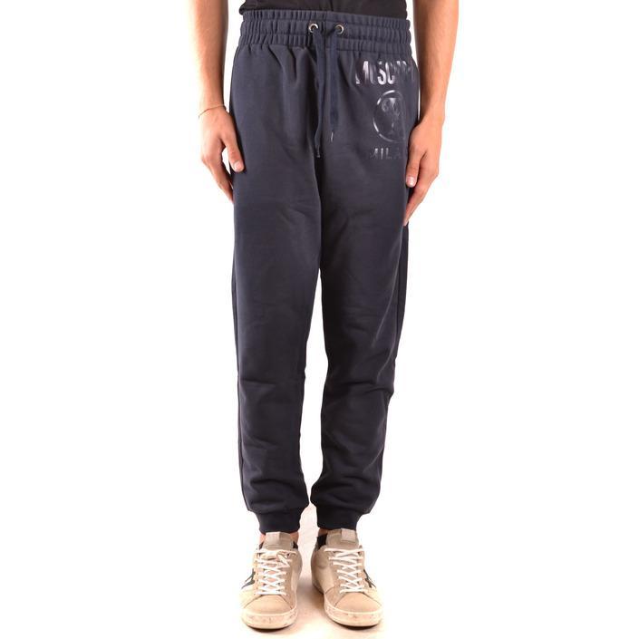 Moschino Men's Trouser Blue 169294 - blue 46