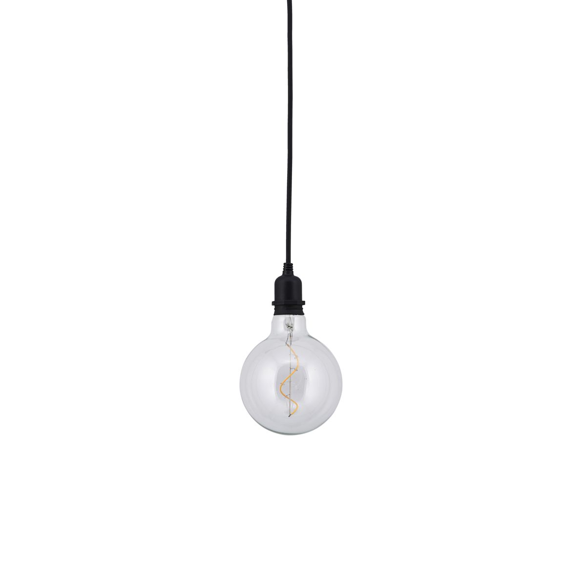 Lampa, Coso, Svart House Doctor