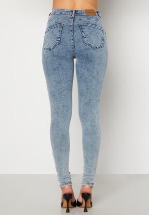 Happy Holly Amy push up jeans Light denim 42R