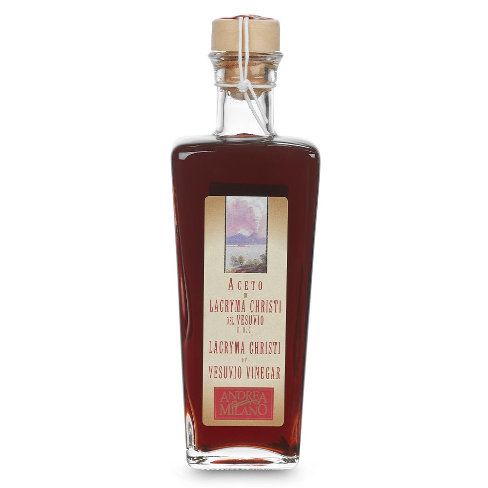 Red Lacryma Christi Del Vesuvio Wine Vinegar by Andrea Milano 250ml