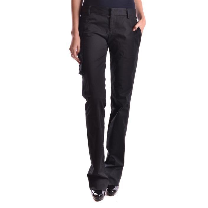 Bikkembergs Women's Trouser Black 187039 - black 44