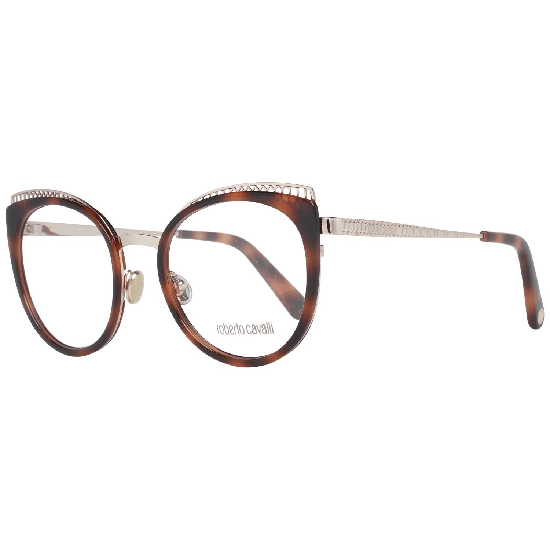 Roberto Cavalli Women's Optical Frames Eyewear Brown RC5114 53052