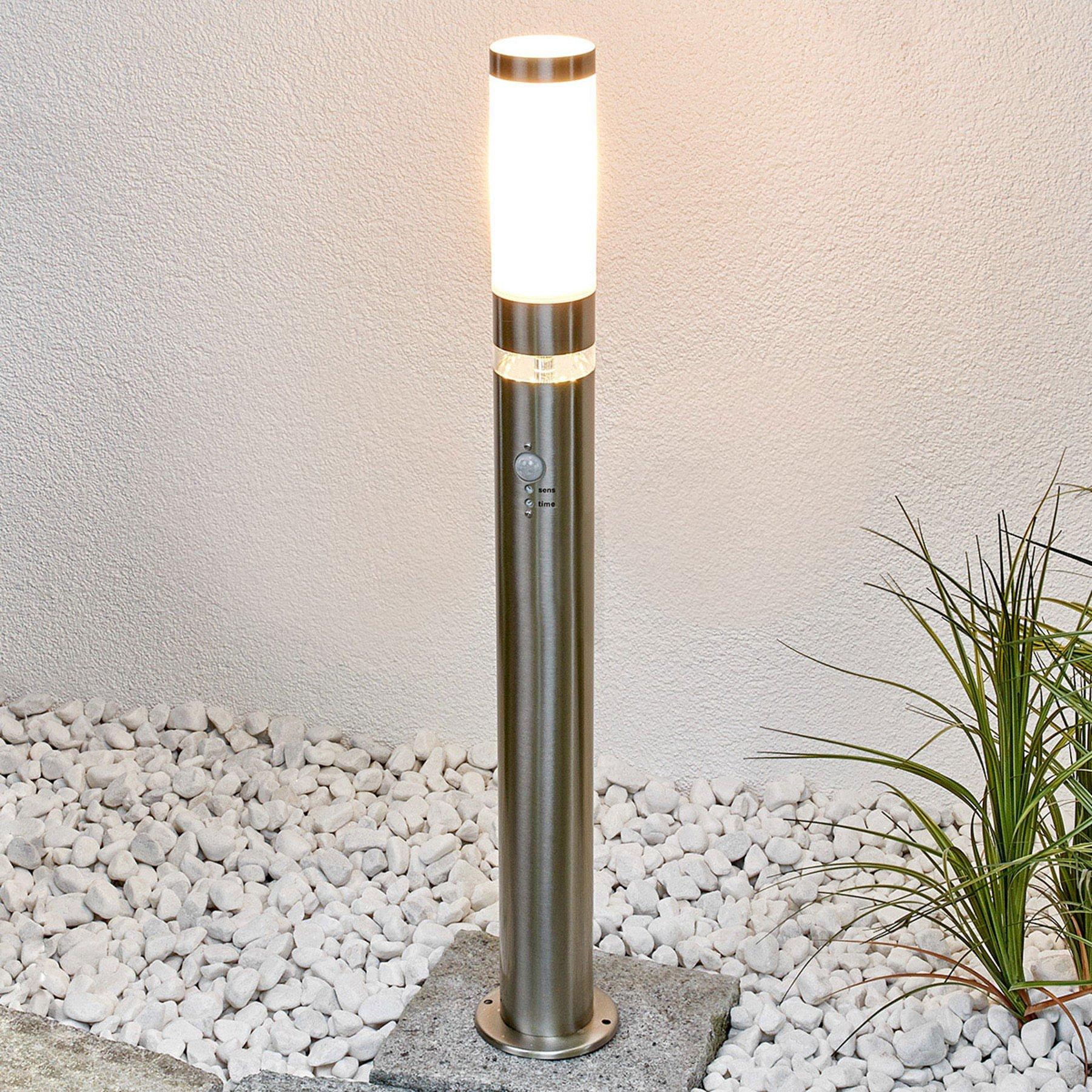 Allsidig gatelampe Binka med bevegelsessensor