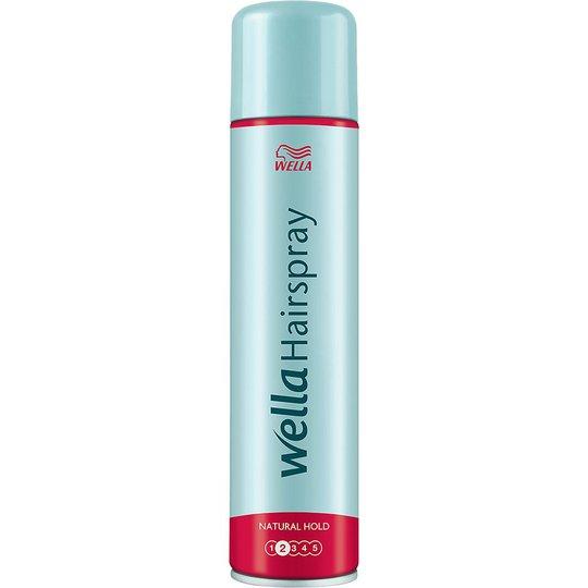 Wella Hairspray Natural, 400 ml Wella Styling Muotoilutuotteet
