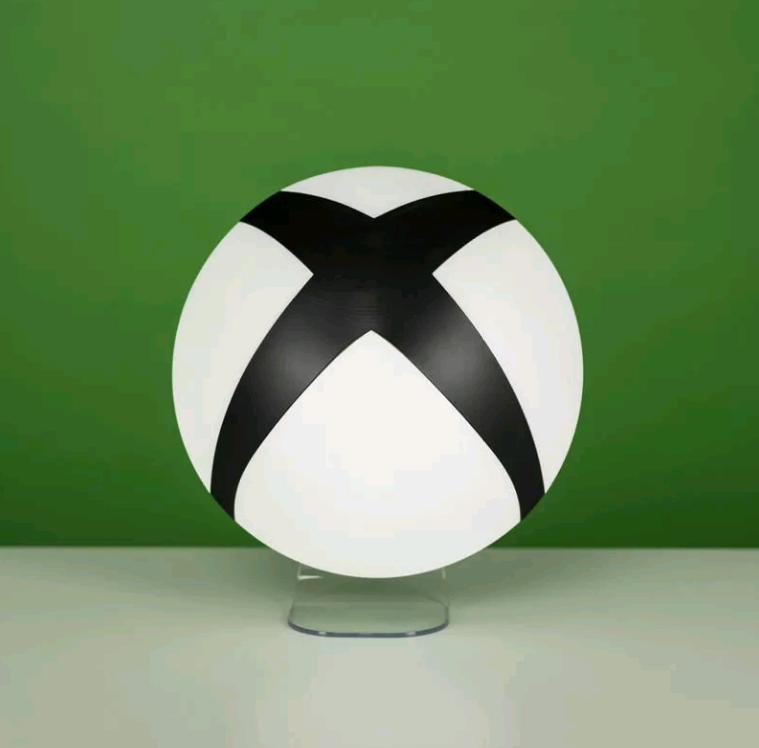 Xbox Logo Light/Lamp (PP5686XB)