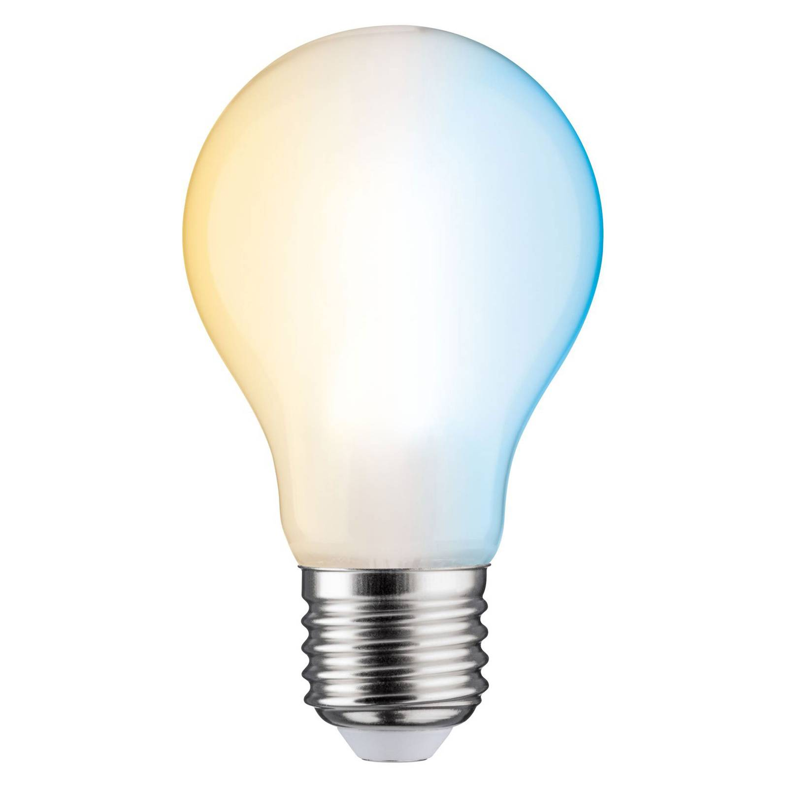 Paulmann-LED-lamppu E27 7W ZigBee, Tunable White