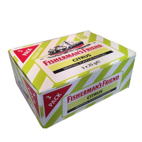 Fisherman Citrus 3-Pack - 40% rabatt