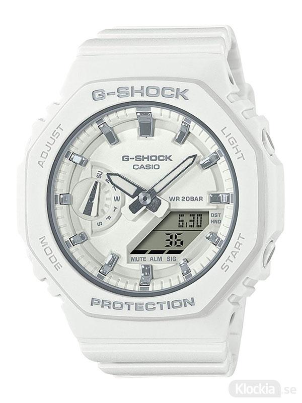 CASIO G-Shock Octagon Series GMA-S2100-7AER Vit klocka