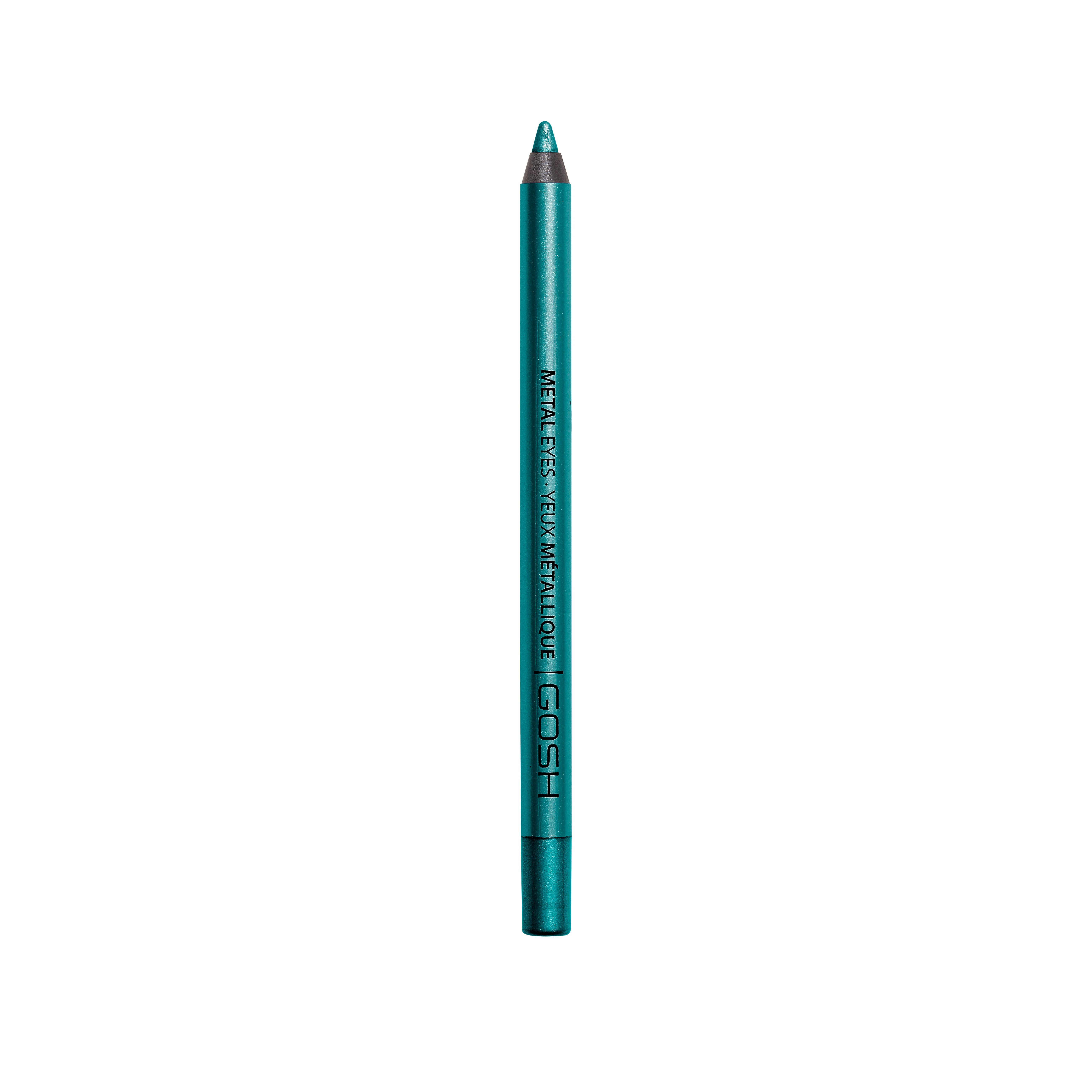 GOSH Copenhagen - Metal Eyes Eyeliner - 005 Turquoise