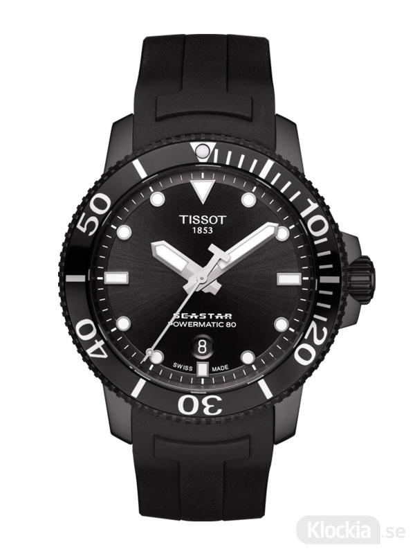 TISSOT Seastar Powermatic 80 T120.407.37.051.00