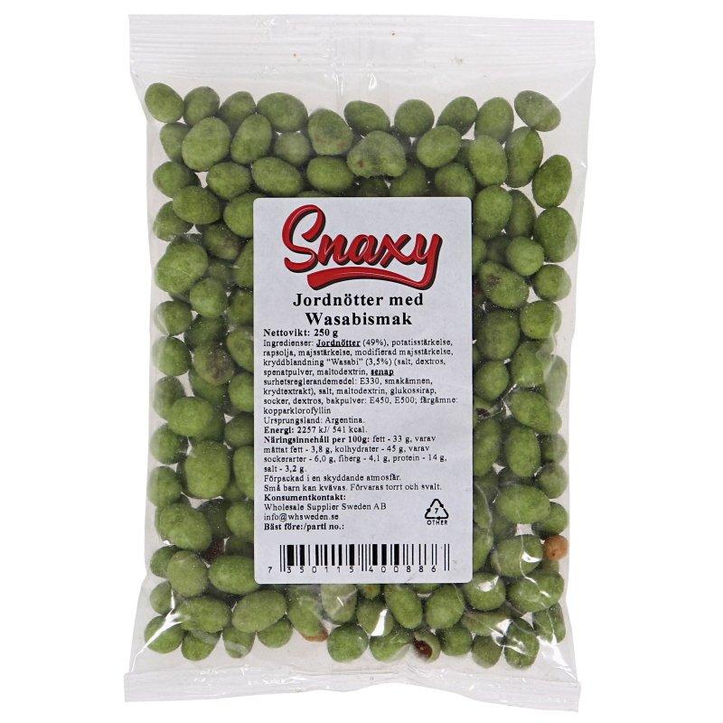 Crispy Coated Peanuts Wasabi - 26% rabatt