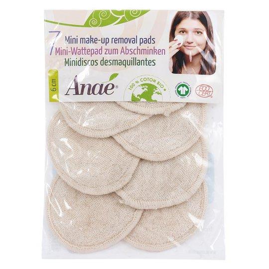 Anaé Tvättbara Rengöringspads Mini, 7-pack