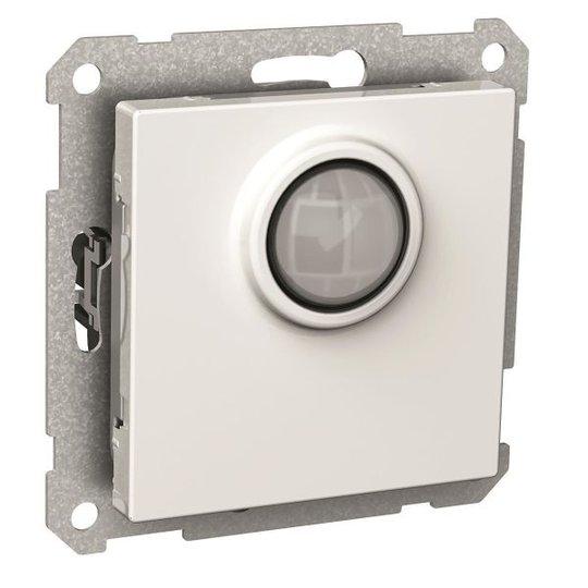 Schneider Electric WDE002364 Liikkeentunnistin 120°, upotettavalle IP20-asennukselle Valkoinen, käsittelemätön