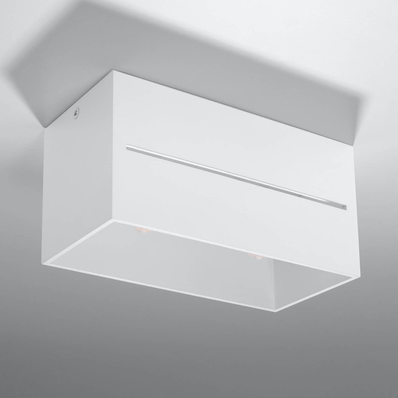 Kattovalaisin Top Maxi alumiinia, valkoinen