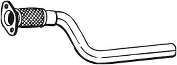 Pakoputki BOSAL 760-819