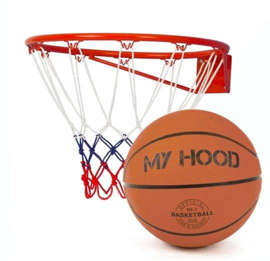My Hood Basketkurv med Ball