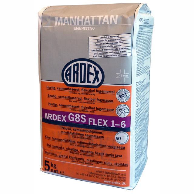 KAKELFOG G8S MANHATTAN 5KG