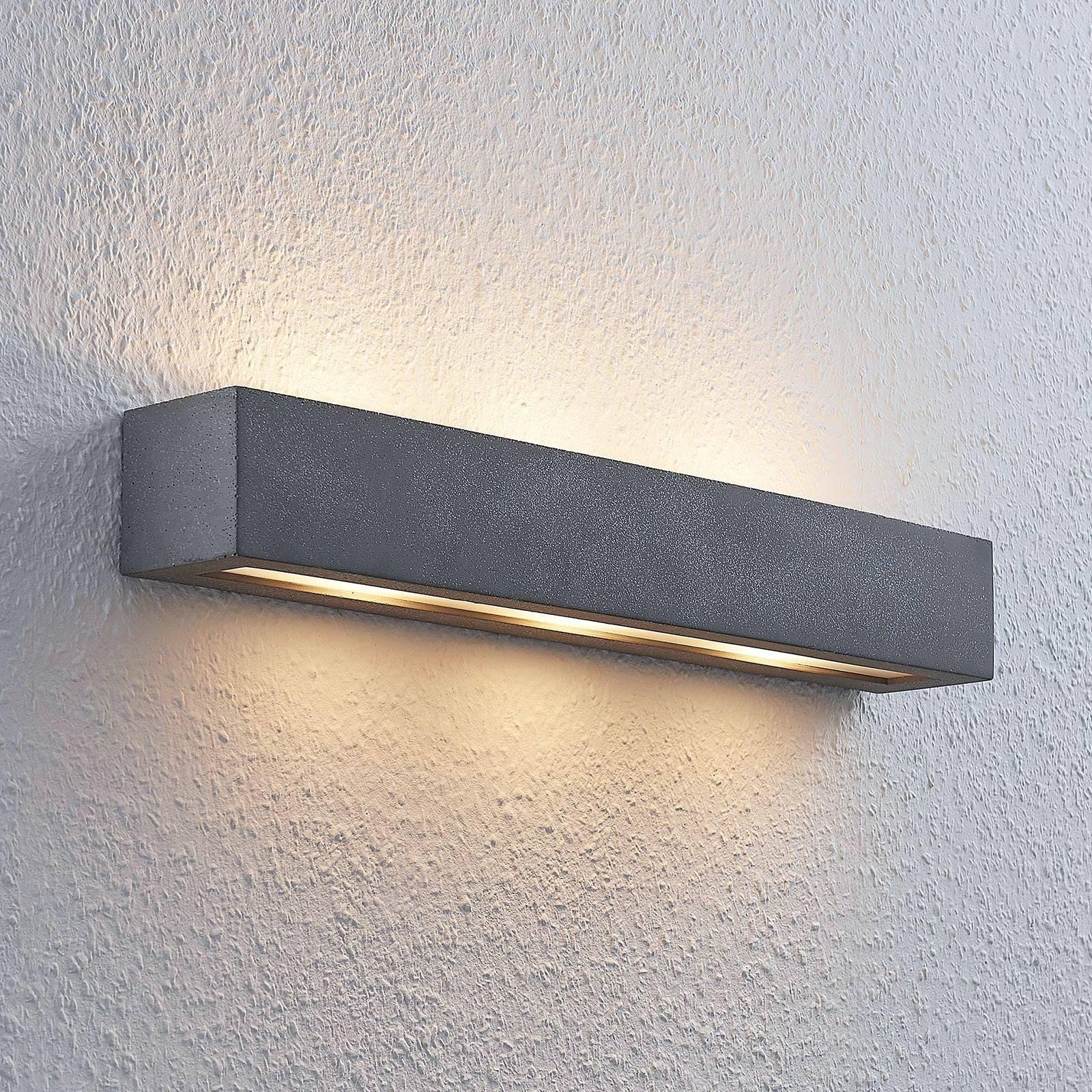 Lindby Nellie LED-seinävalaisin, leveys 50,8 cm