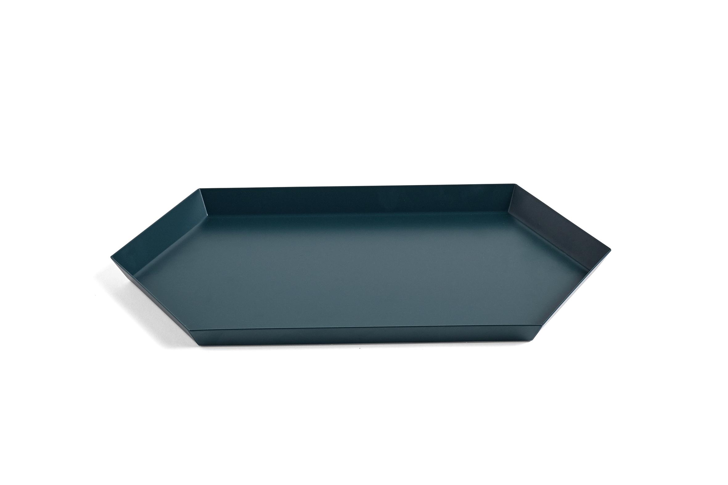 Hay - Kaleido Tray Medium - Dark Green (503943)