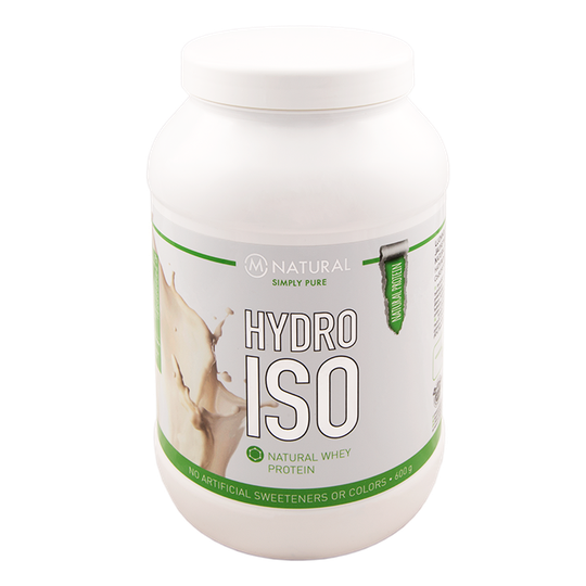 HydroISO, 600 g, Unflavoured