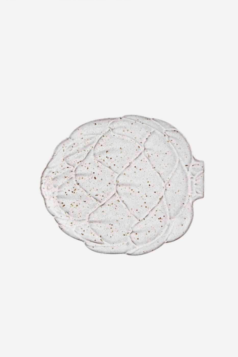 Fat Kronärtskocka 23,5 cm Vit