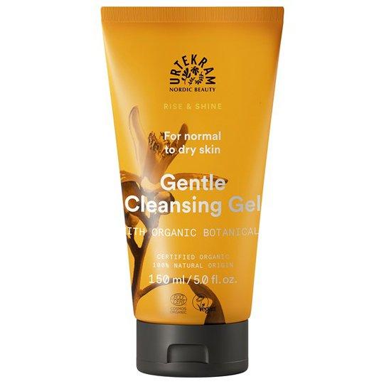 Urtekram Nordic Beauty Rise & Shine Gentle Cleansing Gel, 150 ml