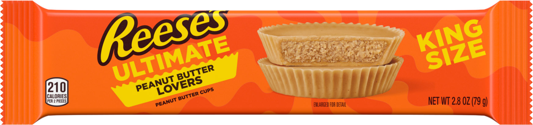Reeses Ultimate Peanut Butter Lovers Cups 79g