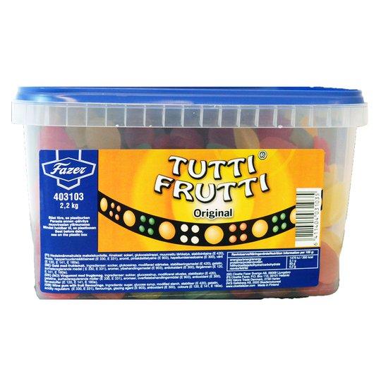 Hel Låda Tutti Frutti 2,2kg - 61% rabatt