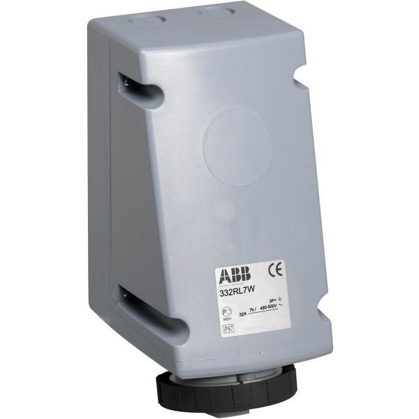 ABB 2CMA168490R1000 Seinäpistorasia 32 A